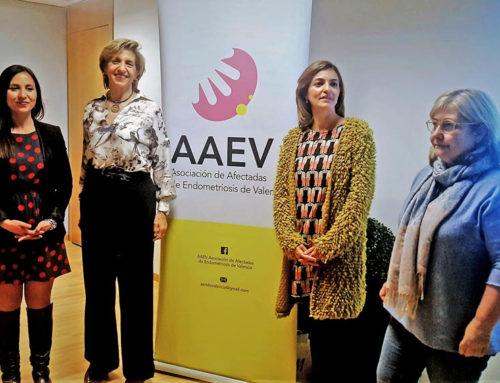 La Asociación de Afectadas de Endometriosis de Valencia realiza sus primeras jornadas