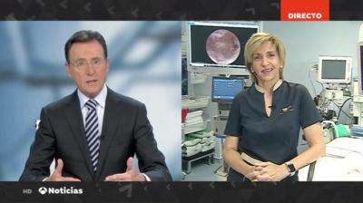 Entrevista Antena 3 Matías Prats