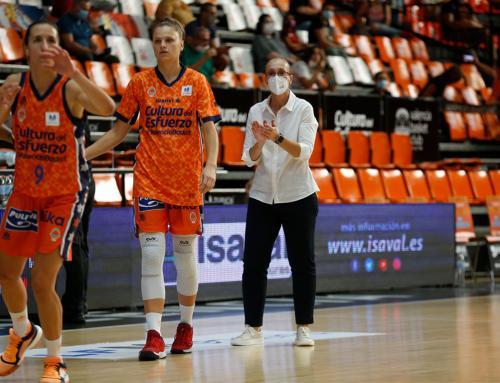 Laura Lago| Entrenadora ayudante del Valencia Basket